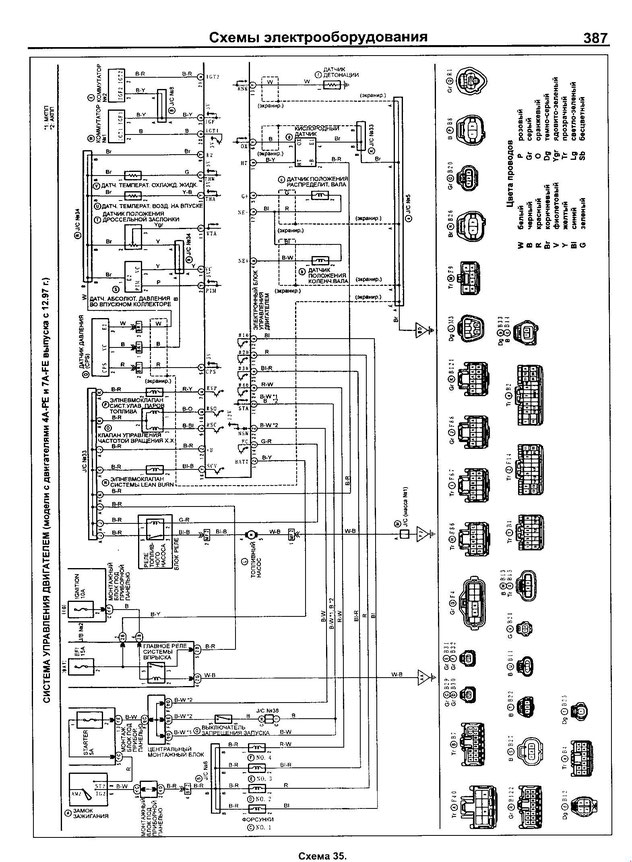 Accent 1997 Circuit System Wiring Diagram All About Wiring Diagrams