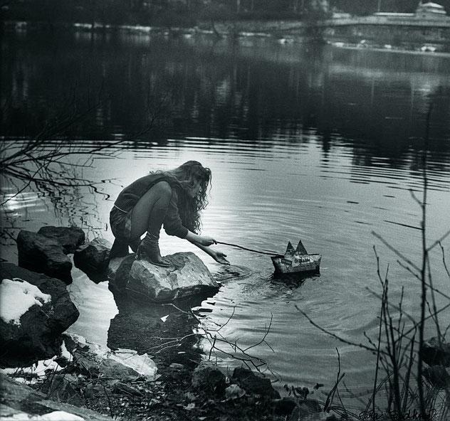фотография Little Boat, 2001