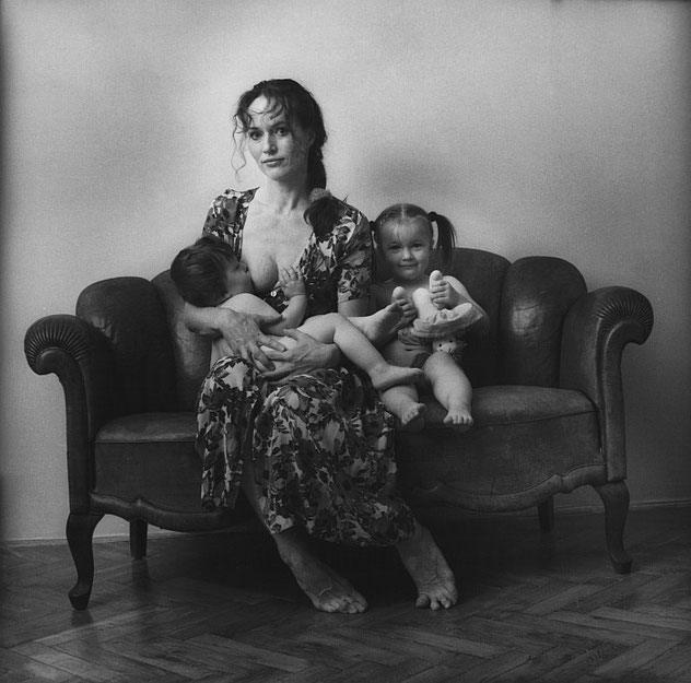 фотография Motherhood, 2005