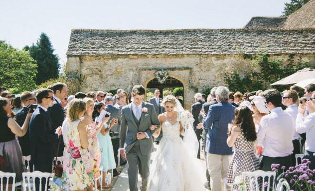 boda en espacios abiertos