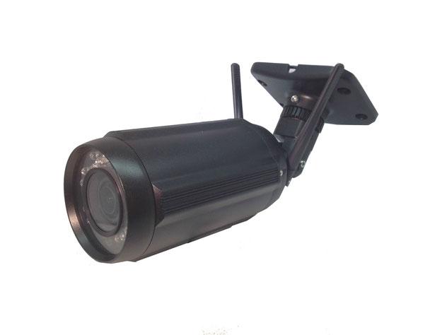3G/4Gモデム内蔵メガピクセルカメラ 屋外用 写真