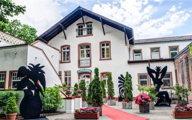Schlosshotel Molkenkur Heidelberg