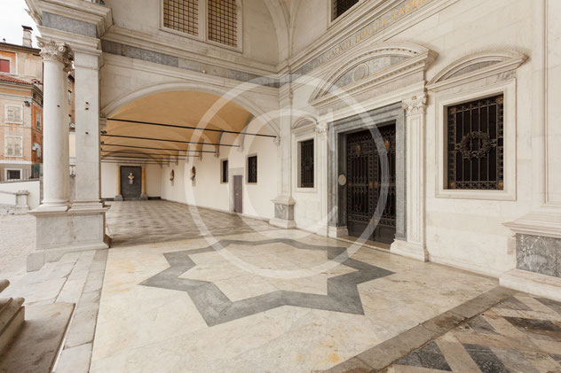 Loggia di San Giovanni - Foto Alessio Buldrin