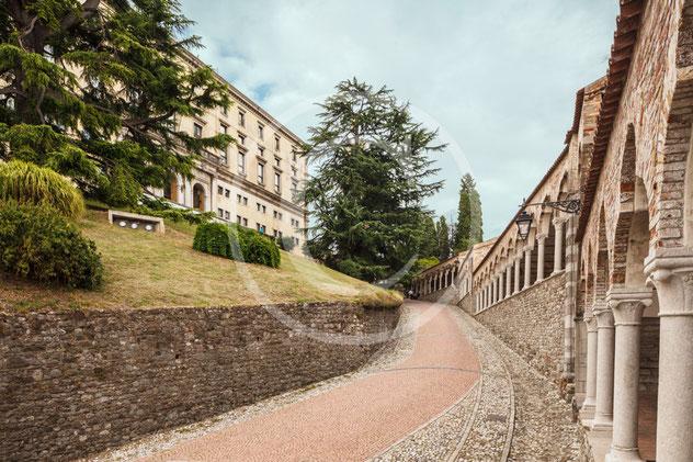 Salita al Castello di Udine - foto Alessio Buldrin