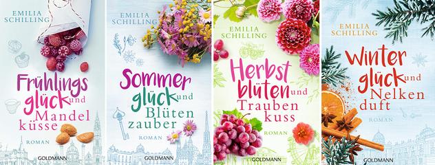 Wien Reihe - moderne Frauenromane