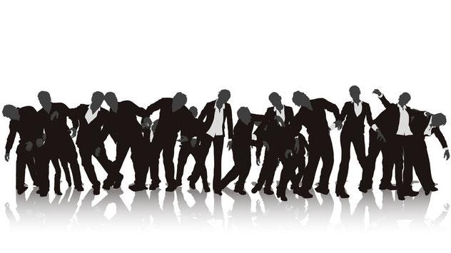 Die Psycho-Epidemie in Staat, Politik und Gesellschaft: Das Zeitalter der Zombies. Schwerwiegende Persönlichkeitsstörungen, Irrsinn und Wahnsinn breitet sich immer weiter aus. Immer mehr Menschen mutieren zu Psycho-Zombies