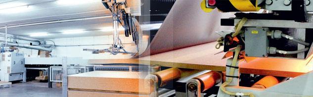 Zuschnitt Dekorspanplatten für Terrarium