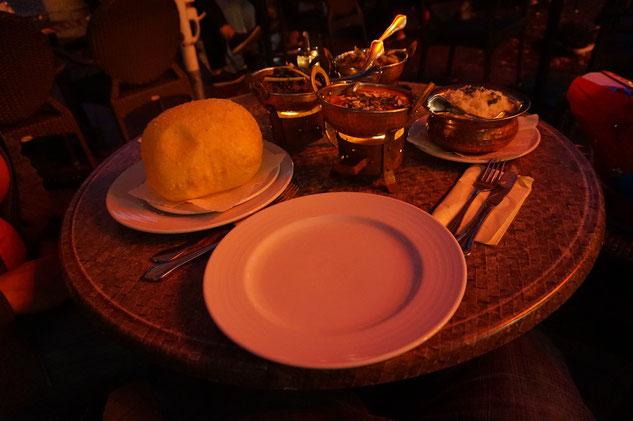 Indisch essen im India Haus Uelzen