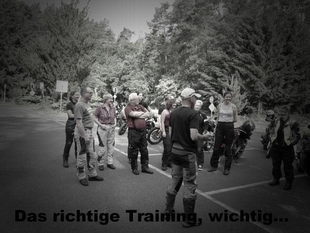 Mit dem richtigen Training bei Gogo geht es im Frühjahr erst mal los.
