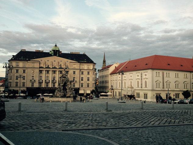 living in Brno