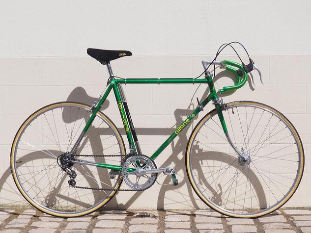 vélo vintage restauré gitane
