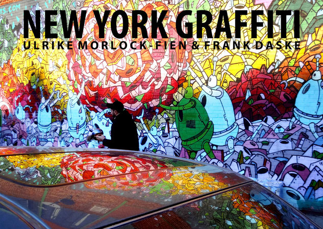 New York Graffiti Posterbuch