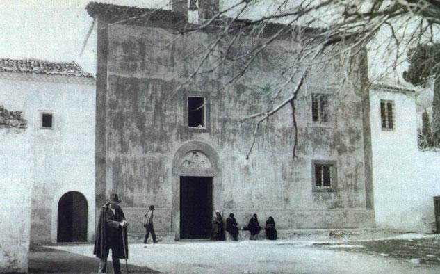 S. Giovanni Rotondo Chiesa Madonna delle Grazie nel Convento dei Cappuccini
