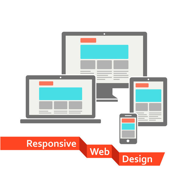 template jimdo - responsive design