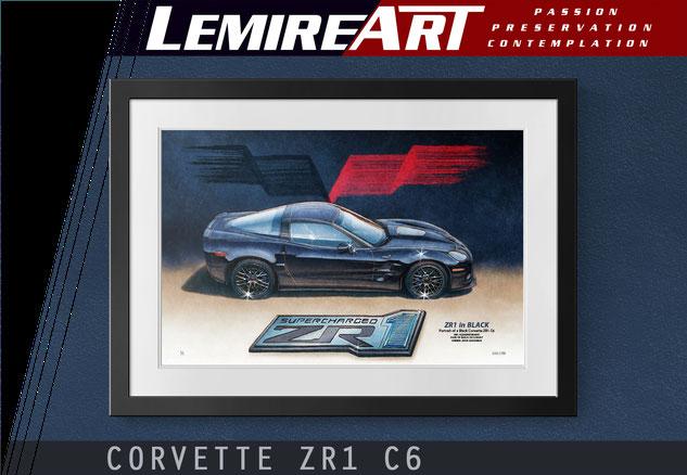 Corvette C6 ZR1