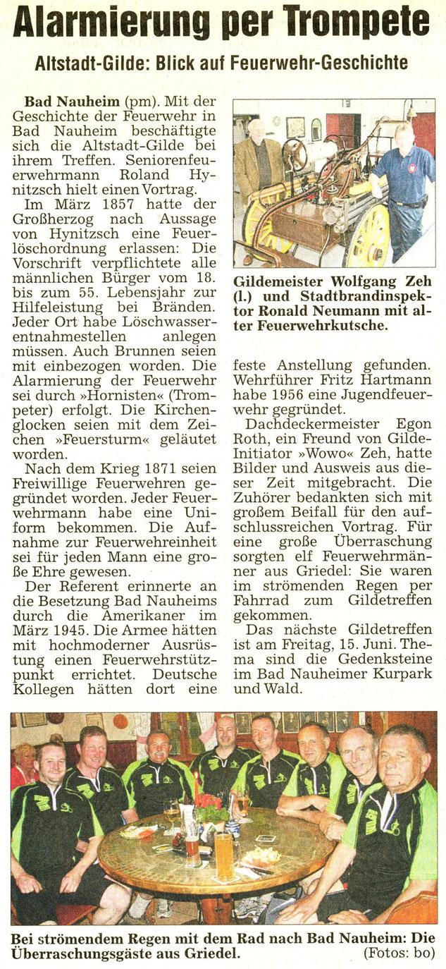 Referent Roland Hynitzsch, WZ 19.05.2012, Fotos: Eberhard Bogdoll