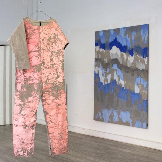 KRISENSTAB / 2021 / temporärer Ausstellungsraum / Marie Donike & Johannes Specks / Köln