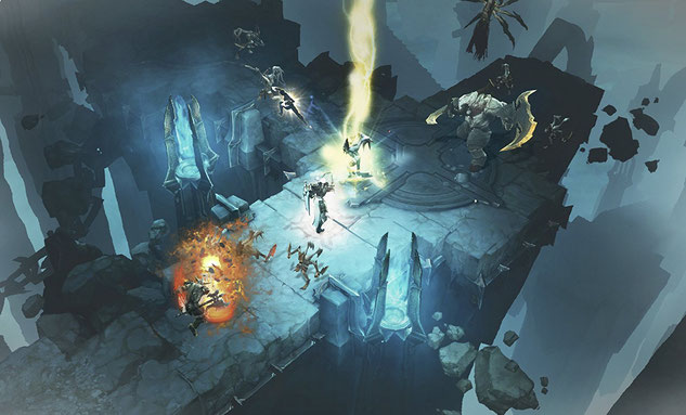Beste Xbox One Spiele: Diablo 3 - Ultimate Evil Edition