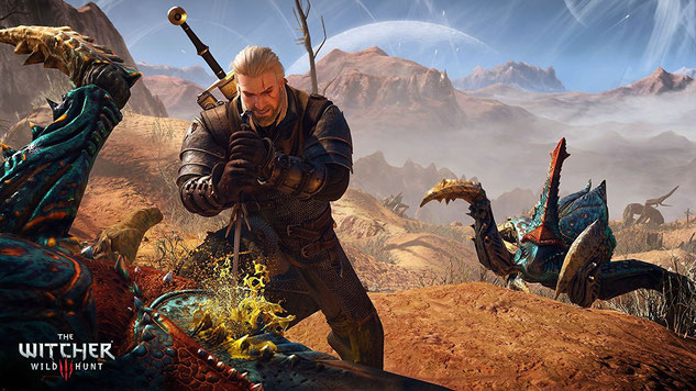 Beste Xbox One Spiele: The Witcher 3 - Wild Hunt
