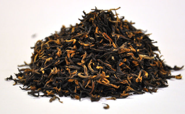 Assam Tee mit Golden Tips