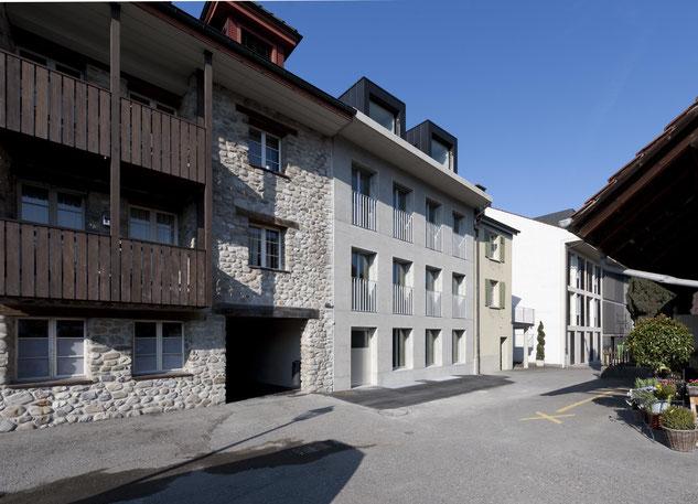 Architektur Dienstleistung Luzern