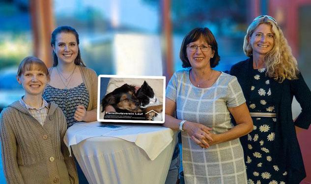 Der Vorstand des Tierschutzvereins Lauf und Umgebung e.V.