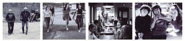 Engagement, Ehrenamt, Generationsübergreifend, Generation 55+, Studenten, Studentinnen