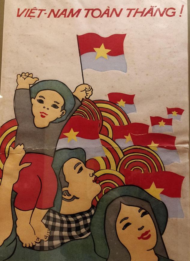 """""""Pour la victoire du Vietnam"""""""