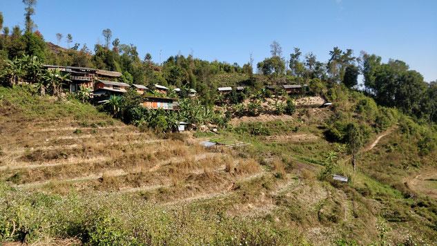 Le village Karen