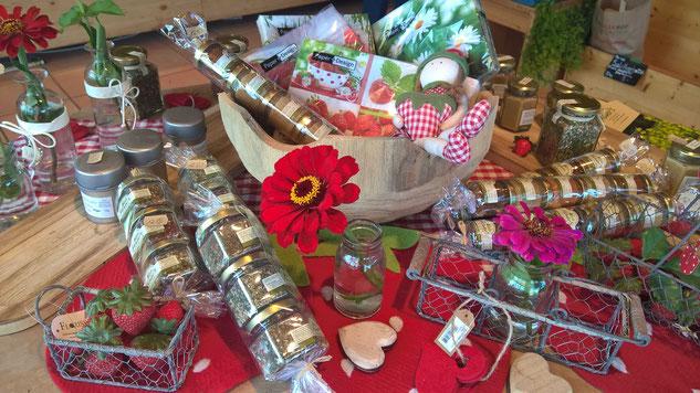 Gewürze und mehr - Geschenkideen in unserem Hofladen