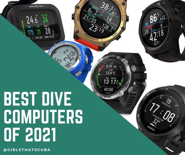 best scuba dive computers 2021