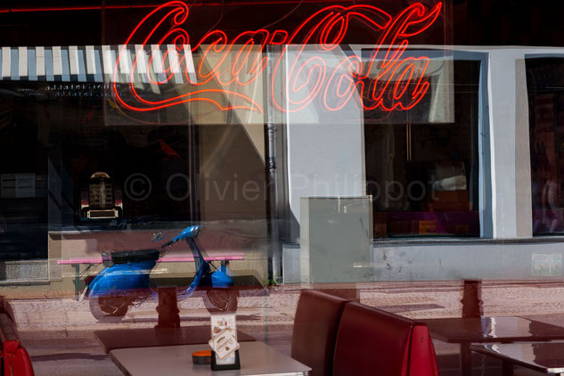 Always Coca Cola - Berlin - Allemagne © Olivier Philippot