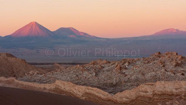 Flamboyant Licancabur - San Pedro de Atacama - Bolivie © Olivier Philippot