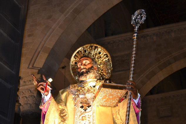 San Nicola patrono di Bari