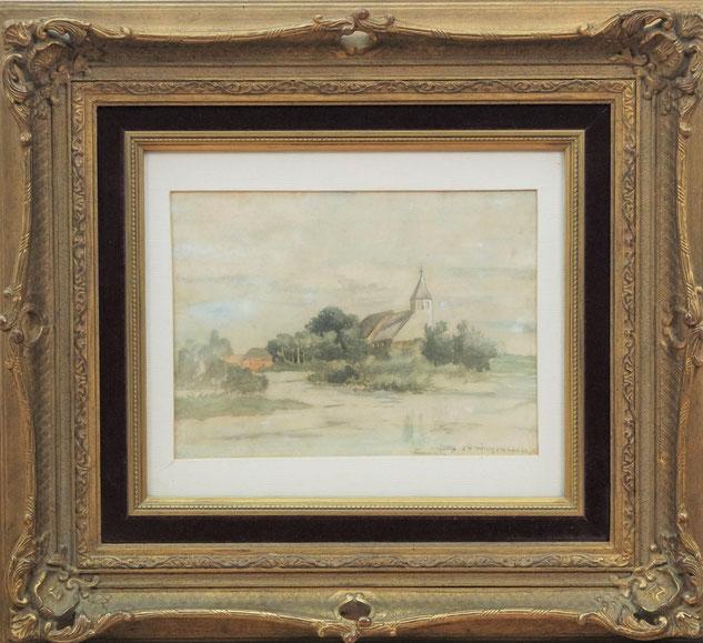 te_koop_aangeboden_een_kunstwerk_van_de_nederlandse_kunstschilder_hendrik_johannes_weissenbruch_1824-1903_haagse_school