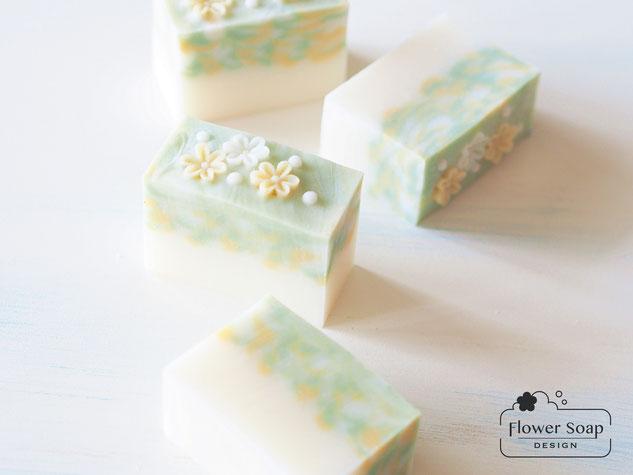 soap making  ハンドメイドのお仕事 自宅サロン