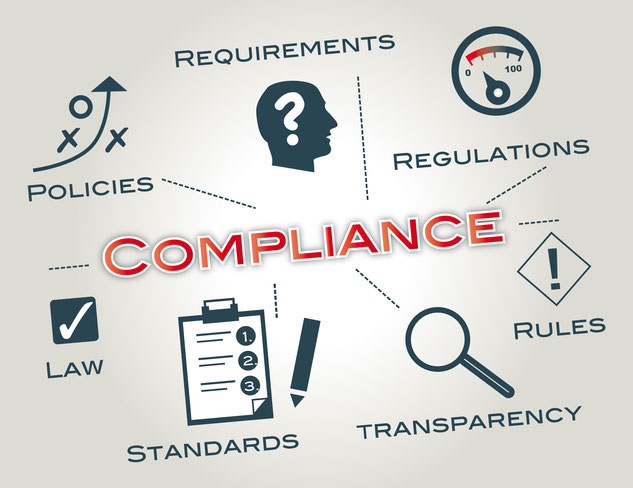Our company compliance