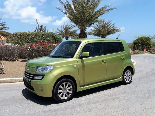 Daihatsu Materia - Urlaub Curacao