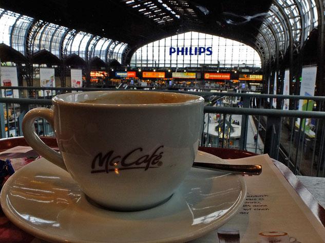 Haupt.bahnhof.s Kaffee