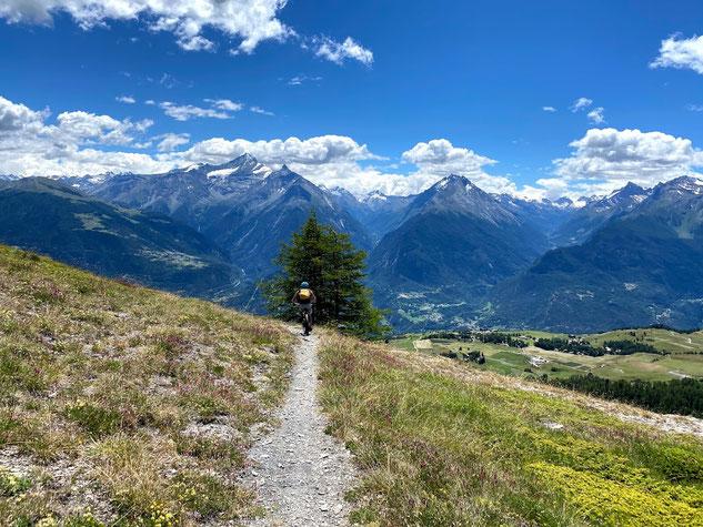 Val di Cogne, Valsavarenche e Val di Rhemes