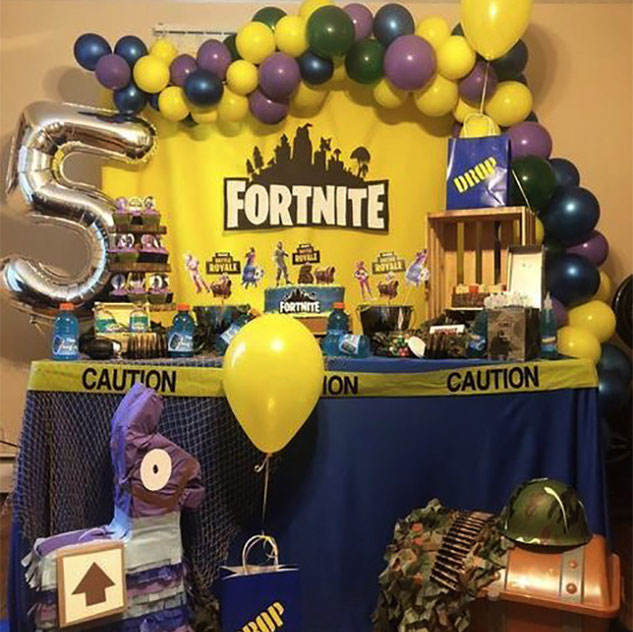 fiesta infanti fortnite