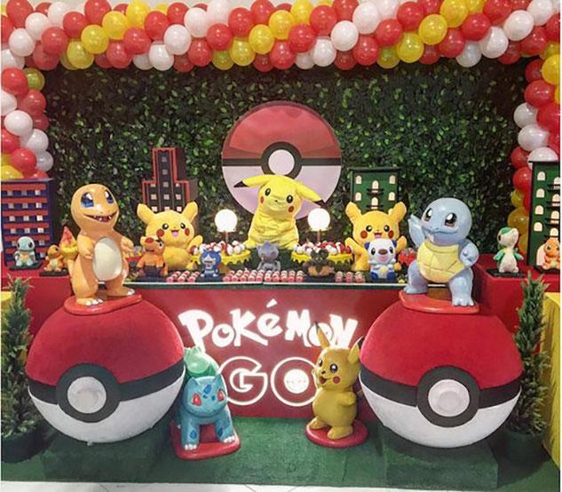 decoracion pokemon