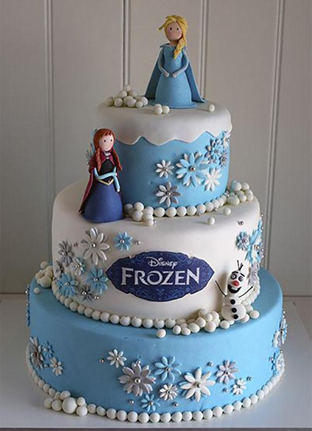 ideas fiesta frozen