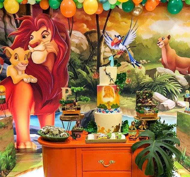 fiesta rey leon