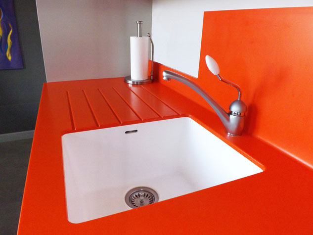 Brighton and Hove kitchen design bespoke sink