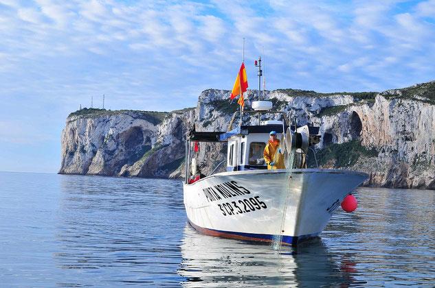 Lo último en FITUR: que un restaurante te cocine los pescados y mariscos capturados en tu jornada de pesca