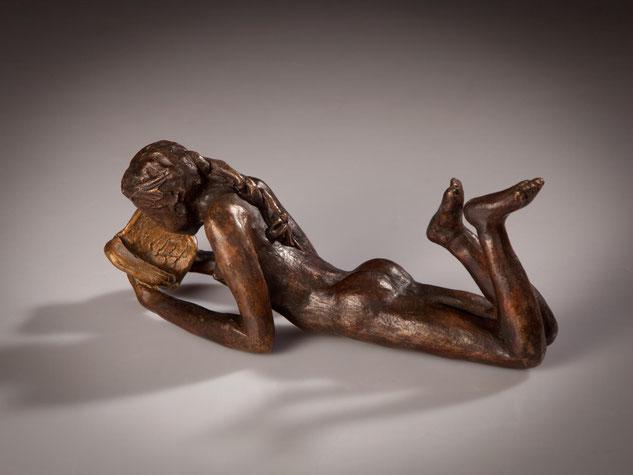 Bronze    22 x 8 cms