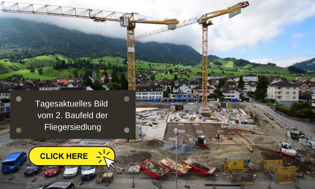 Neubau Fliegersiedlung in Stans - 2. Bauetappe