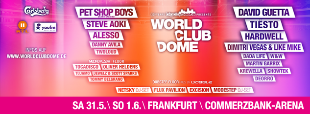 BigCityBeats WORLD CLUB DOME