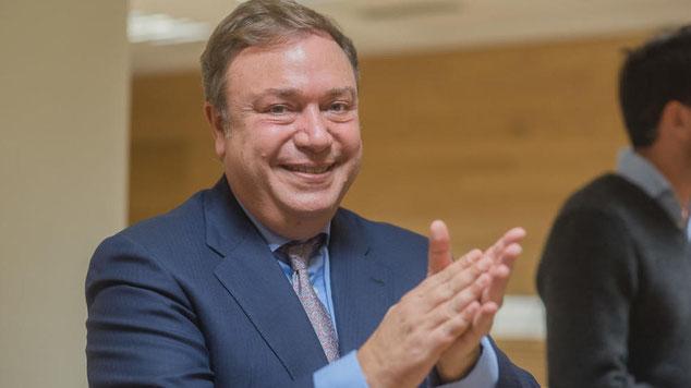 Juan Soler, exalcalde de Getafe y actual diputado autonómico. Fuente: El Confidencial.